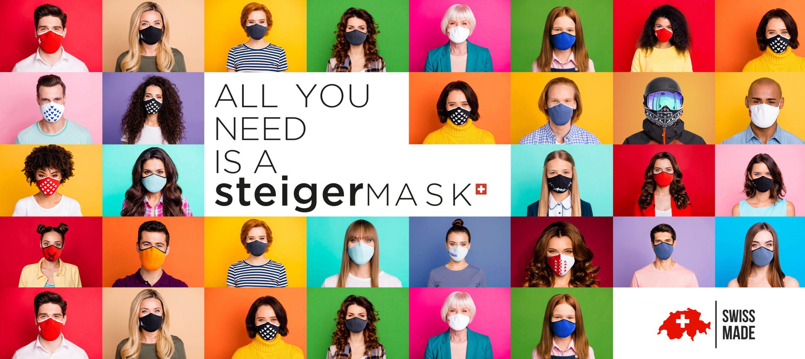 Steiger Mask Home Page